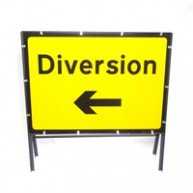 Diversion Signs